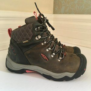 Keen Waterproof Hiking Boots Mens